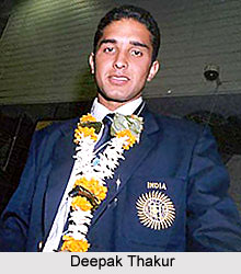 Deepak Thakur, Indian Hockey Player