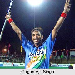 Gagan Ajit Singh, Indian Hockey Player
