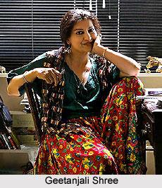 Geetanjali Shree, Indian Litterateur