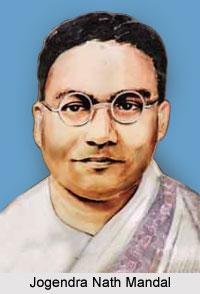 Jogendra Nath Mandal, Indian Freedom Fighter