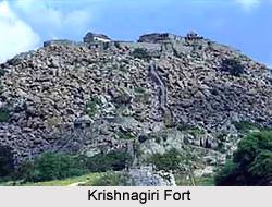 Krishnagiri Fort, Tamil Nadu