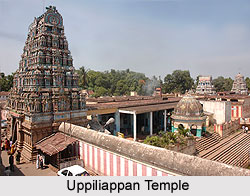 Legend of Uppiliappan Temple