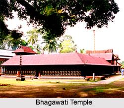 Legends of Bhagawati Temple