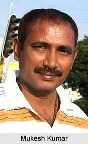 Mukesh Kumar, Indian Hockey Player