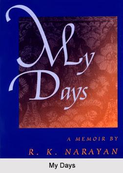My Days, R. K. Narayan