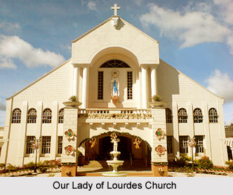Our Lady of Lourdes Church, Tamil Nadu