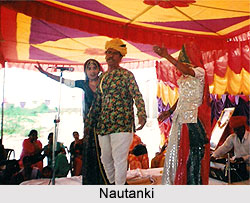 Repertoire of Nautanki