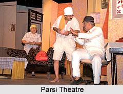 Repertoire of Parsi Theatre