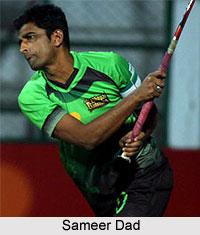 Sameer Dad, Indian Hockey Player