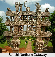 Gateways of Sanchi