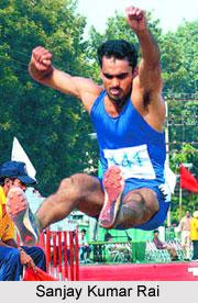 Sanjay Kumar Rai, Indian Long Jumper
