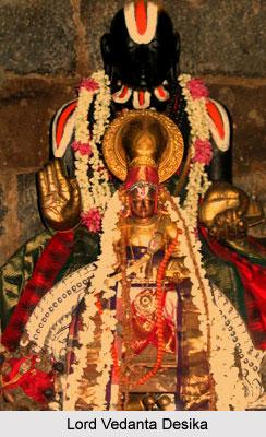 Sri Vedanta Desika Temple, Thoopul, Kanchipuram