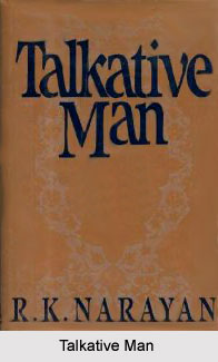 Talkative Man, R K Narayan