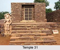 Temple 31 at Sanchi