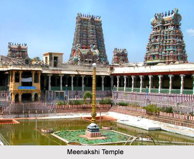 Temple and the Society, India