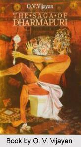 The Saga of Dharmapuri, O. V. Vijayan