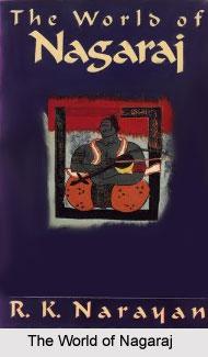The World of Nagaraj ,  R.K. Narayan