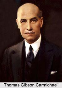 Thomas Gibson Carmichael, Governor of Bengal Presidency