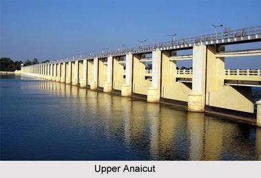 Upper Anaicut, Tamil Nadu