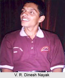 Dinesh Nayak, Indian Hockey Player
