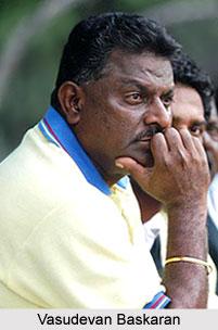 Vasudevan Baskaran, Indian Hockey Player