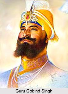 Victory of Guru Gobind Singh Against Aurangzeb