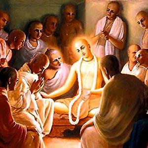 Tantrism in Bengal - Saint Chaitanya