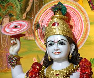 Chakra, discus of Vishnu
