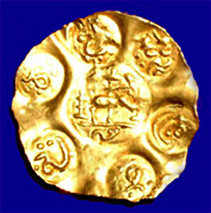 Coins of the Chalukyas