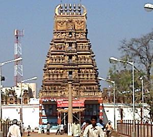 Chamarajeshwara Temple of Chamarajanagar District, Karnataka