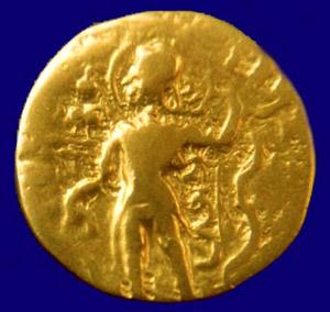Coins of Chandra Gupta II