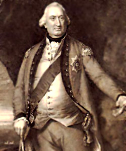 Lord Charles Cornwallis (1738-1805), British India