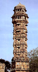 Chhoti Sadri, Rajasthan-Vijay Stambh