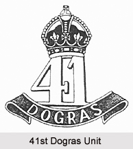 41st Dogras, Bengal Army