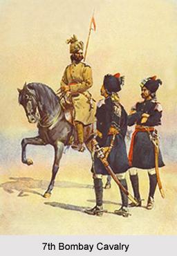7th Bombay Cavalry, Bombay Army