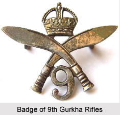 9th Regiment of Bengal Native Infantry, Bengal Army