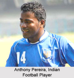 Anthony Pereira, Indian Hockey Player