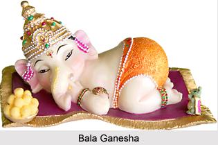Birth of Lord Ganesha