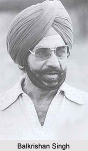Balkrishan Singh, Indian Hockey Player