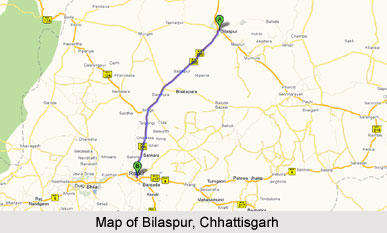 Bilaspur District, Chhattisgarh
