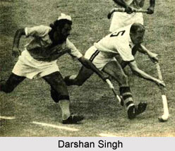 Darshan Singh, Indian Hockey Player