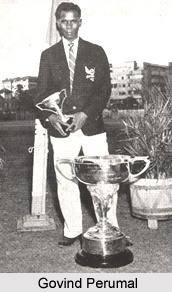 Govind Perumal, Indian Hockey Player