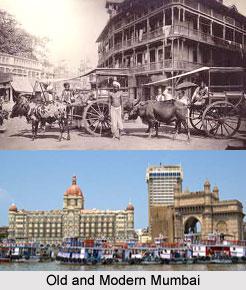 History of Mumbai