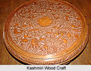 Woodcraft of North India