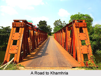 Khamhria, Chhattisgarh