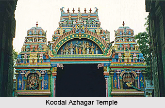 Koodal Azhagar Temple, Tamil Nadu