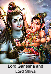Legends of Lord Ganesha and Lord Shiva