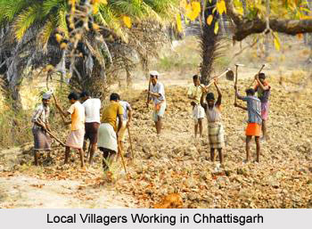 Districts of Chhattisgarh