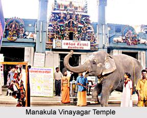 Manakula Vinayagar Koil, Puducherry
