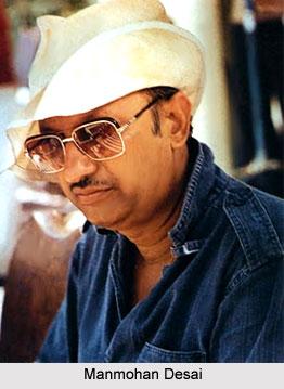 Manmohan Desai, Indian Movie Director